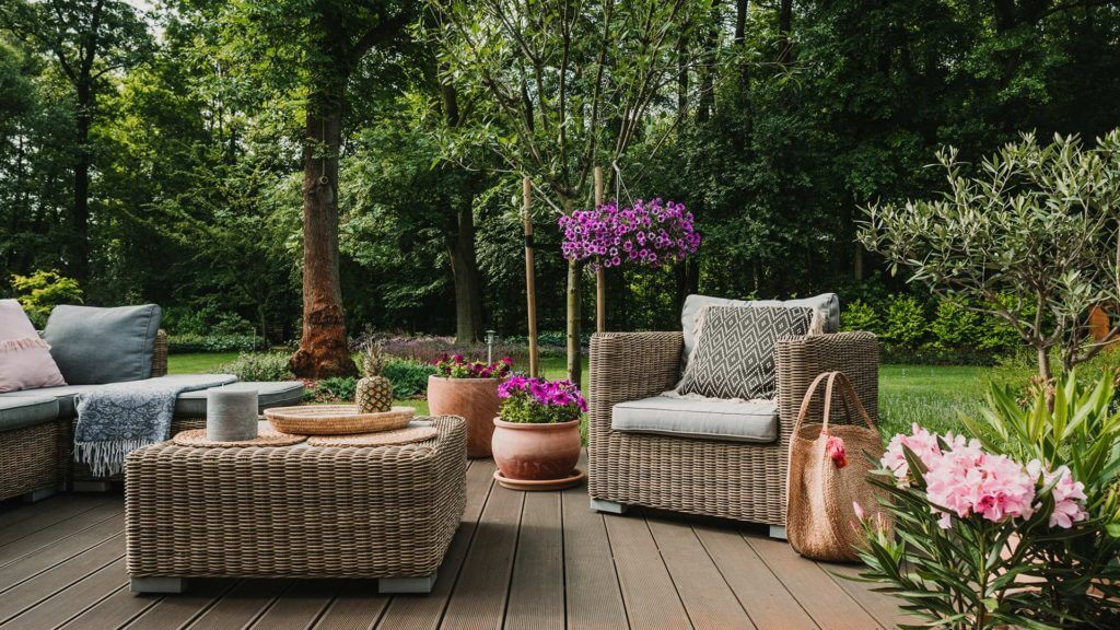 Gardening furniture