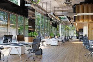 interior air circulation idea