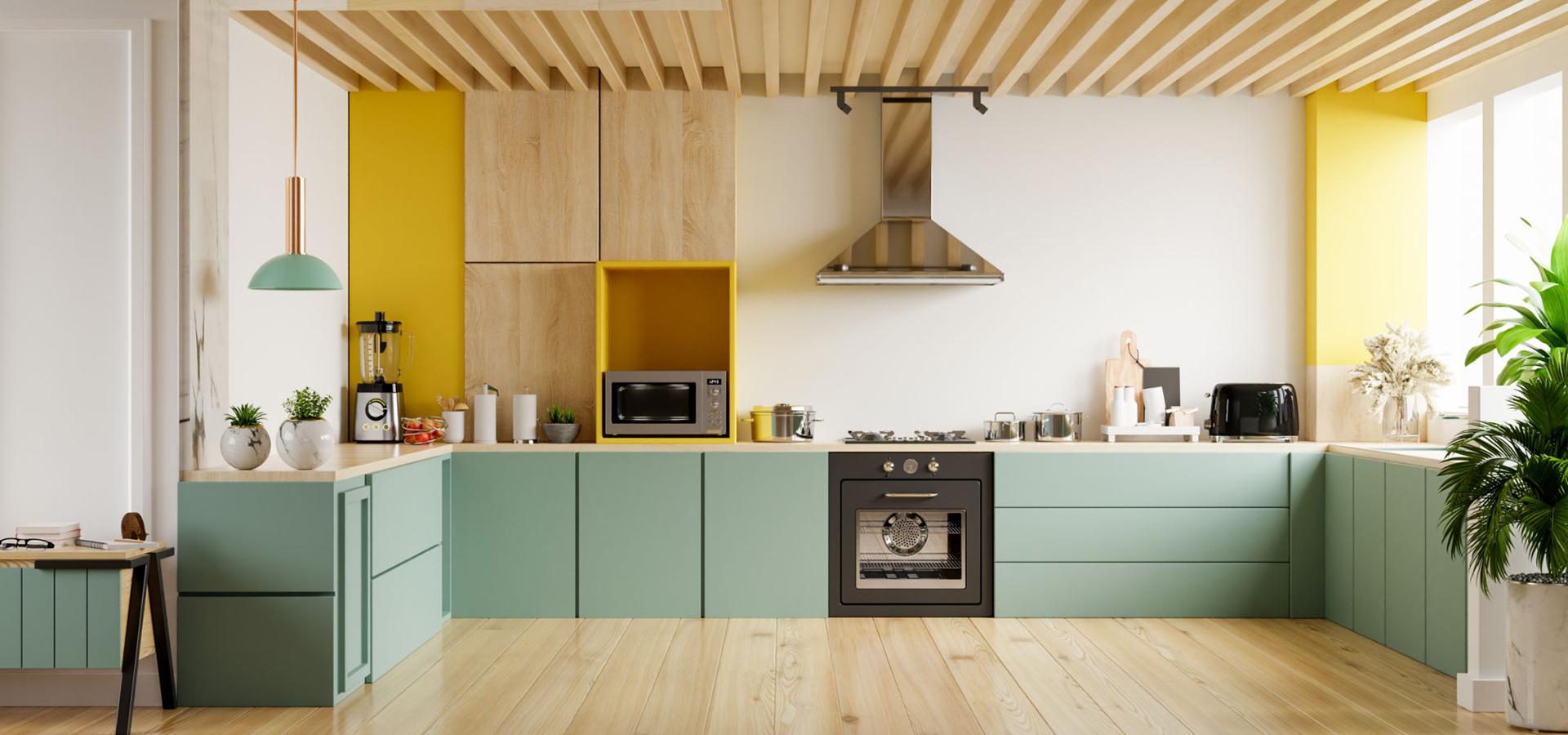 Modern Kitchen Interior Trends